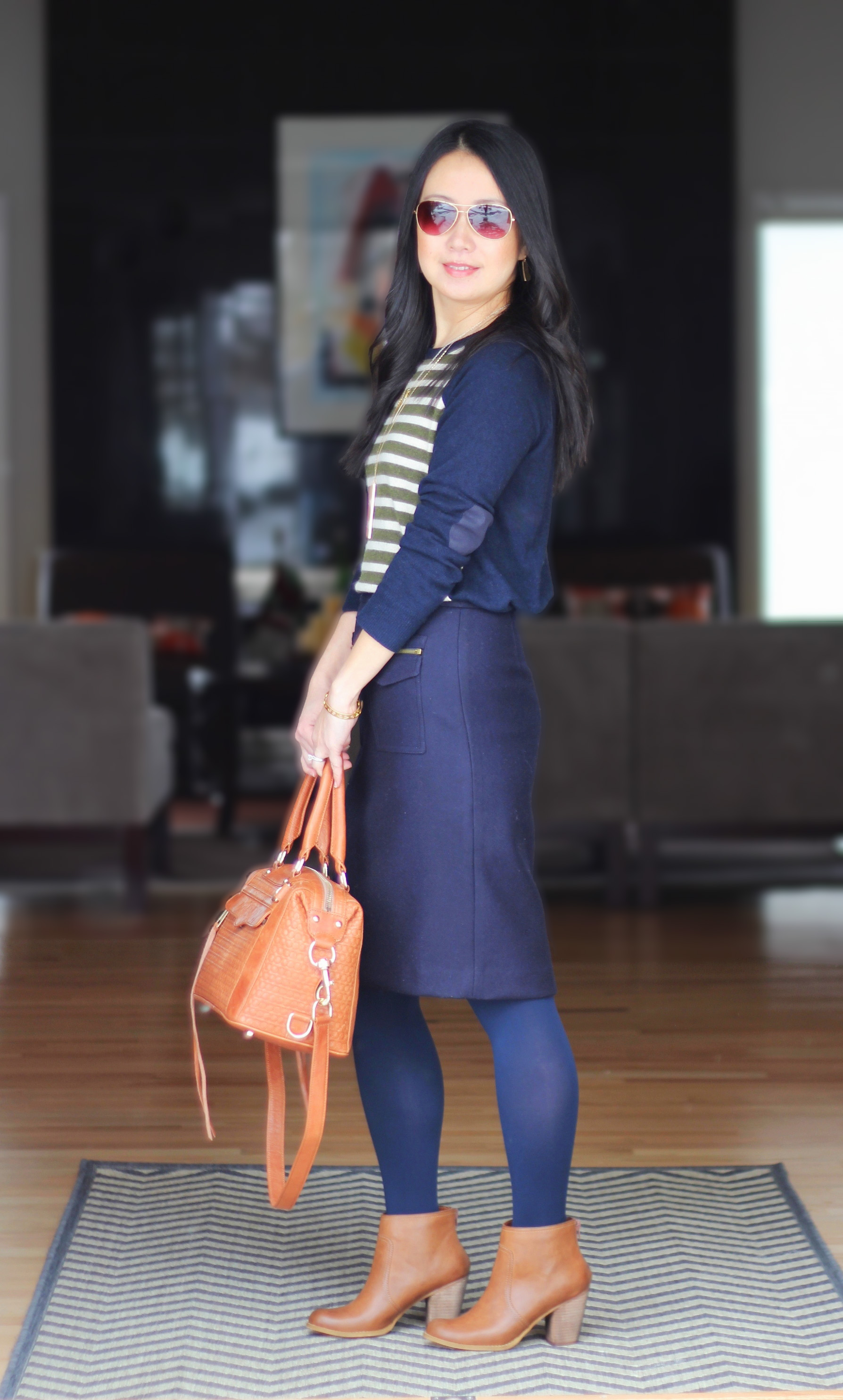 Outfit Highlight: Navy - An American Classic