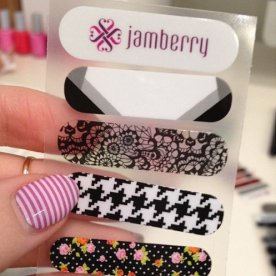 Photo source: Jamberry Nails Facebook page