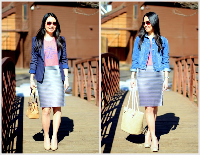 Outfit Highlight: Feeling Nautical