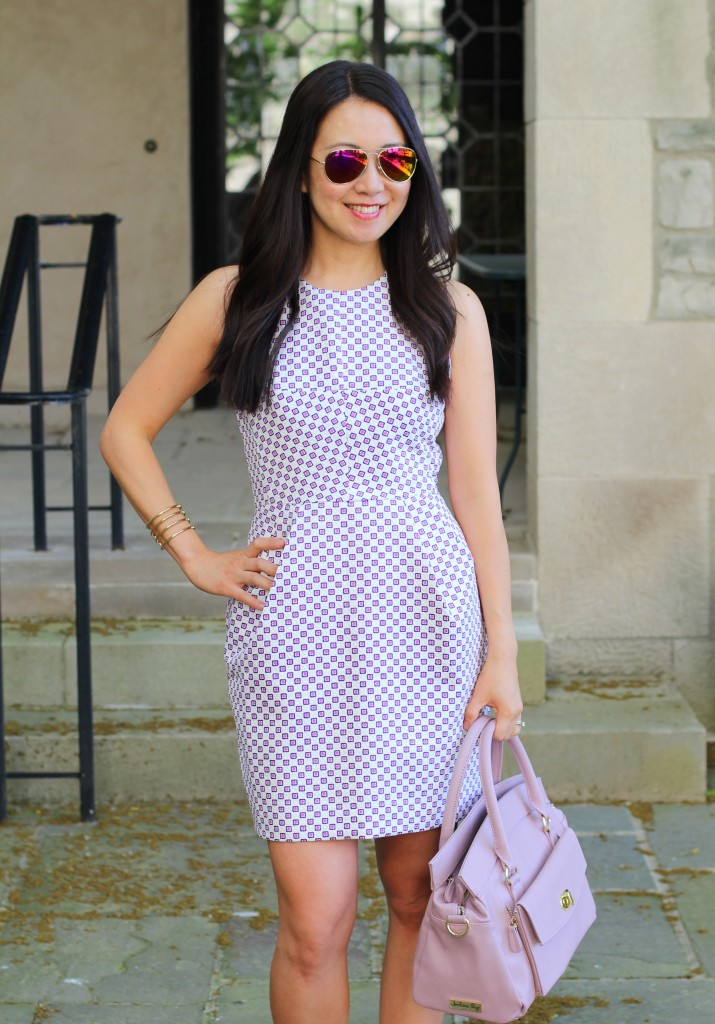 Outfit Highlight: The Summer Dress & the Bag