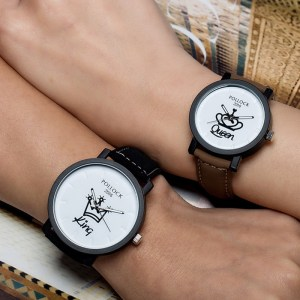 montre couple assortis