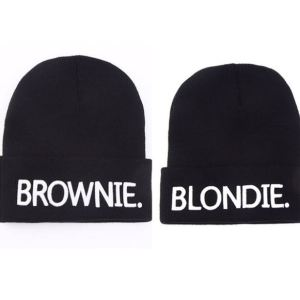 Bonnets blonde brune