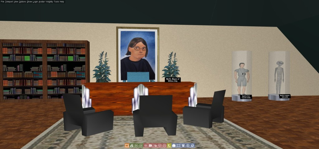 The Office of Myrth
