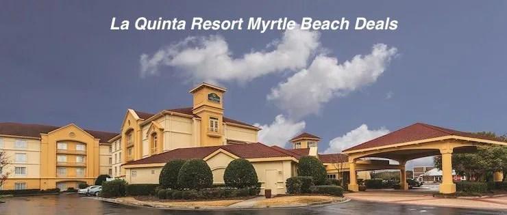 La Quinta Resort MB Deals