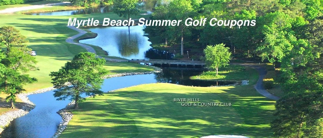 Mbn South Golf Myrtle Beach