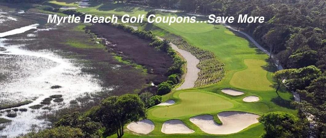 Myrtle Beach Summer Golf Coupons