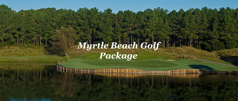 Cyber Monday Myrtle Beach Golf Specials