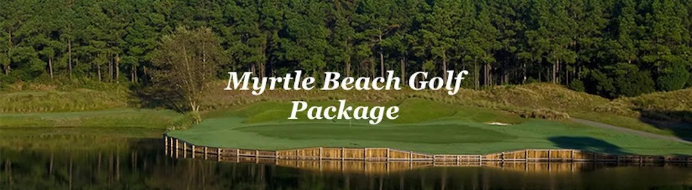 Myrtle Beach Golf Huge Travel Deals