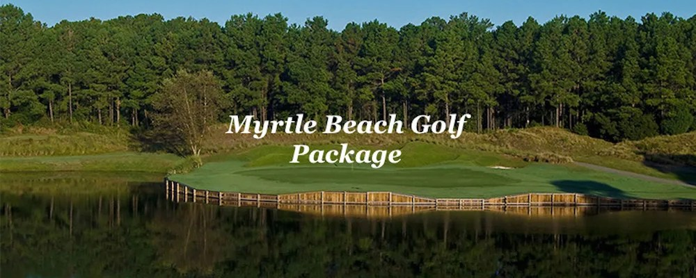 Myrtle Beach Golf Huge Travel Deals
