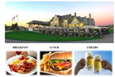 Legends Golf 30% off Plus Meals