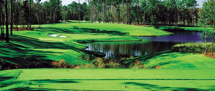 TPC - Tournament Players Club - Myrtle Beach Golf