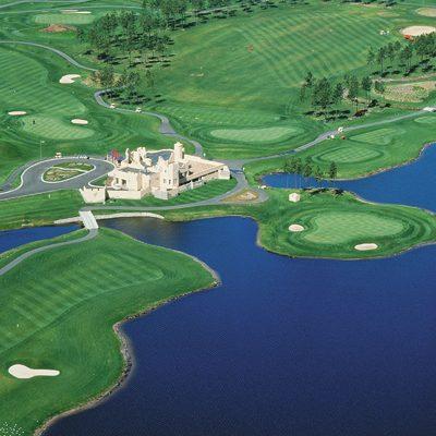 Wizard Golf Package Deals