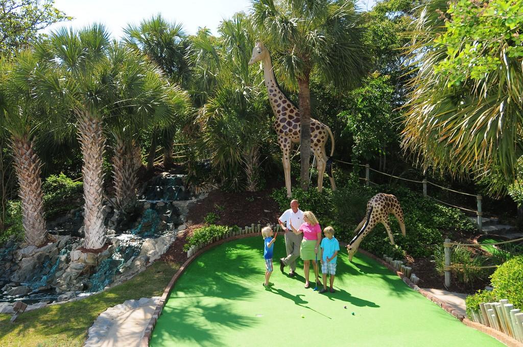 Jungle Safari  Myrtle Beach Family Golf  Myrtle Beach SC