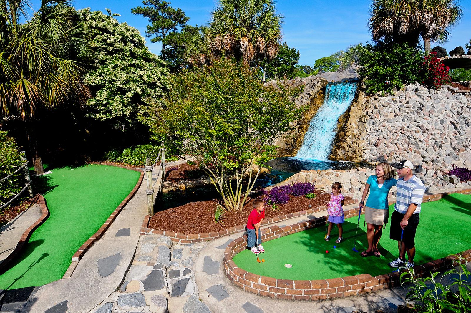 Jurassic Golf  Myrtle Beach Family Golf  Myrtle Beach SC