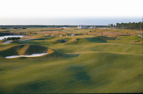 Here is a list of the top links style courses in Myrtle Beach