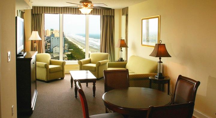 Atlantic Breeze Ocean Resort North Myrtle Beach Hotel
