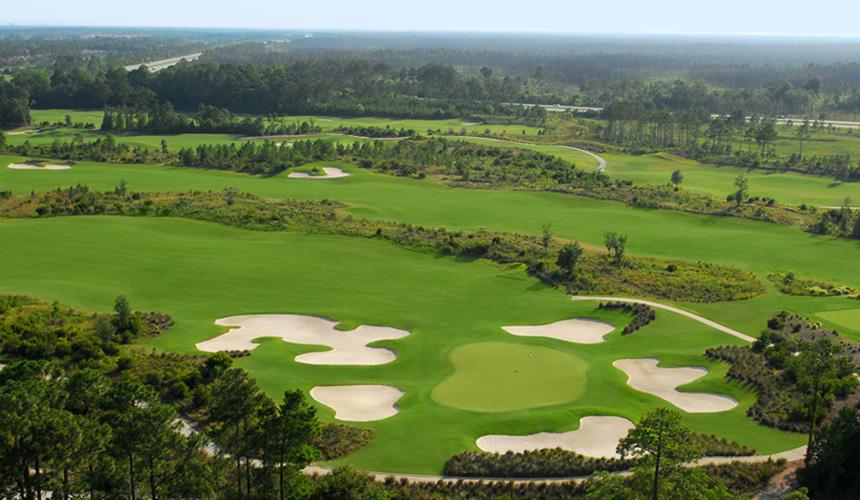 Grande Dunes Golf Club Myrtle Beach Golf Course