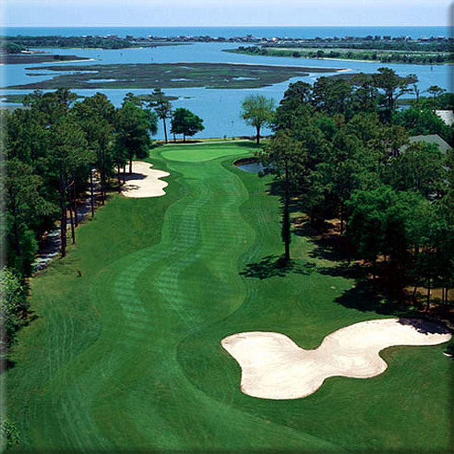 Lockwood Folly Golf Course North Carolina Golf Course