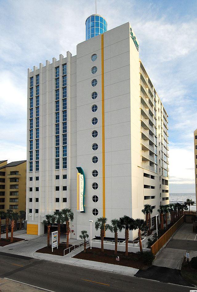 Seaside Resort North Myrtle Beach Oceanview Condos