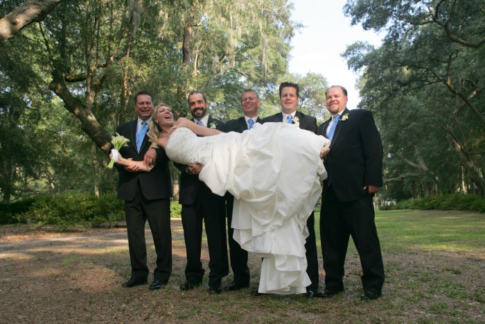 Different poses for weddings in Myrtle Beach