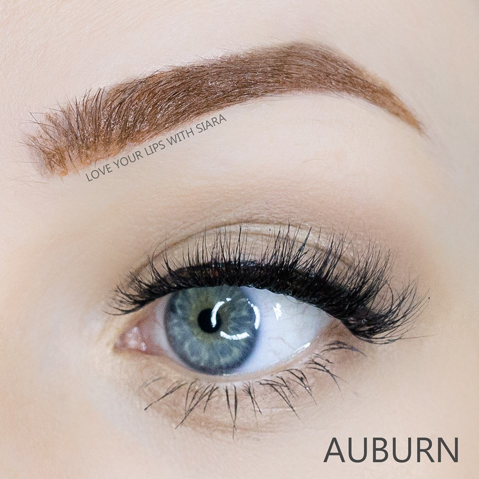 Eyebrow Color My Rustic Beauty