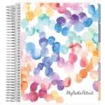 My Favorite Erin Condren Life Planner Watercolor Drops