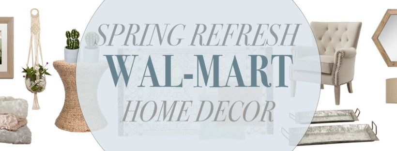 Affordable Spring Home Decor