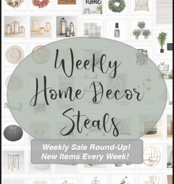 Best Home Decor Sales Updated Every Week