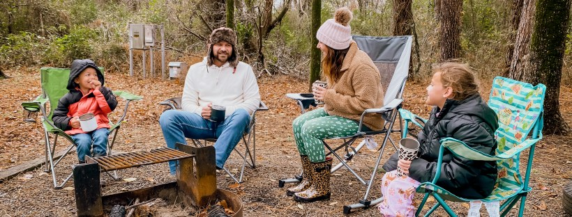 Thanksgiving Camping Trip