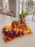 Summer Fruit Display for Parties