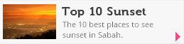 Top 10 Sunset of Sabah
