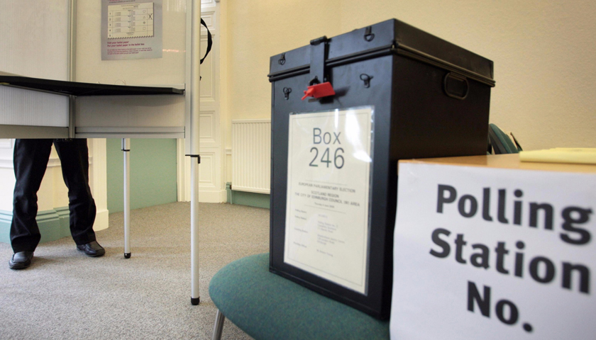 polling station - photo #35