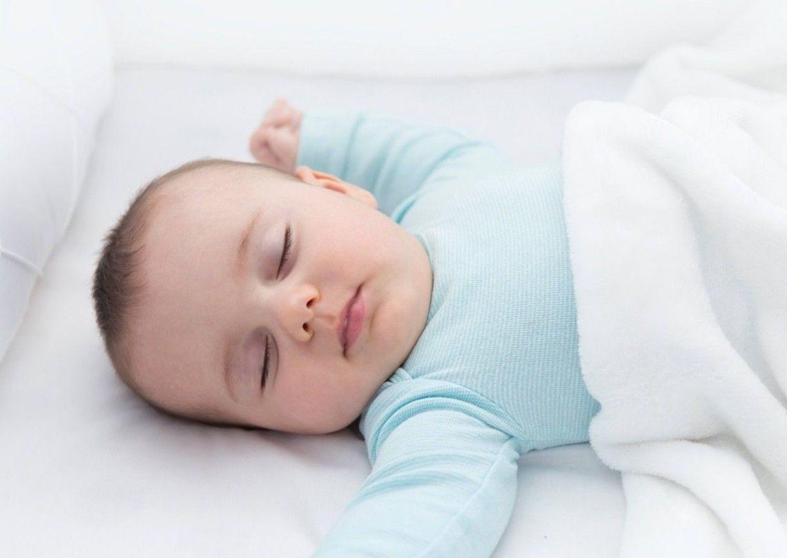 síndrome muerte súbita del bebé