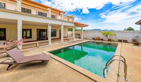 Villa Breeze – A Nice Combination – North-East Of Koh Samui – Bophut