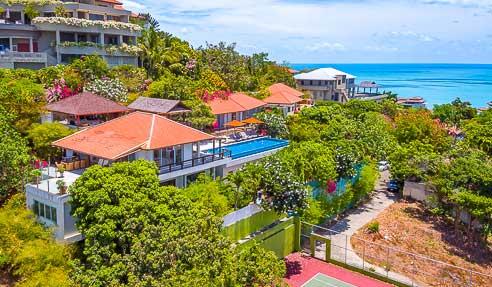 Villa Bridget – Luxury 5 Bedrooms Villa – North-East Of Koh Samui – Plai Laem