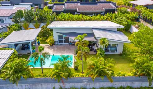 Villa Maeva – Quiet Place – North Of Koh Samui – Maenam