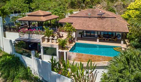Villa Noi – Prime Location – West Of Koh Samui – Chaweng Noi