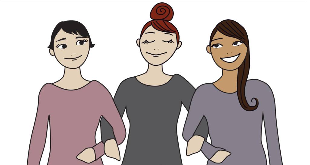 The Mamas Circle at Ritual Care Course Illustration