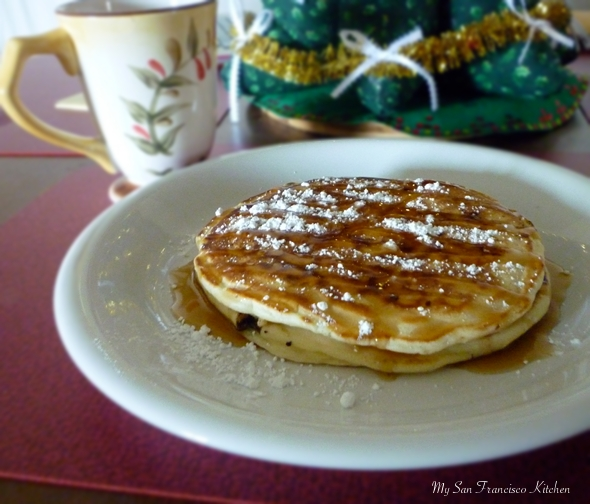 Best Chocolate Chip Pancake Recipe