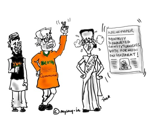 narendra modi image,sonia gandhi image,gujarat elections,