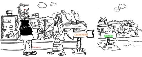 development,narendra modi cartoon,