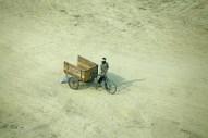 India - Delhi - No man's land