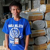 The Philippines - Manilla - In the printing shop of Manilla News