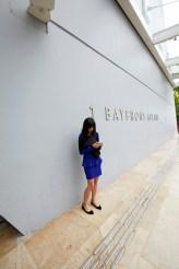 Singapore - Marina Sands - So bored