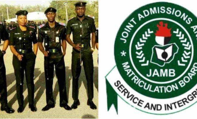 JAMB To Conduct Aptitude Test For Candidates In The Ongoing Police Recruitment Exercise