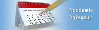 UI Proposed Academic Calendar, 2017/2018