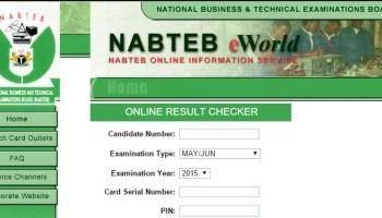 NABTEB Extends 2018 May/June Exam Registration Deadline By One Week