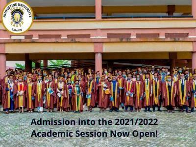Augustine University Post-UTME/DE 2021: Eligibility and Registration Details