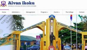 Alvan Ikoku COE Degree Admission List 2019 /2020 Out