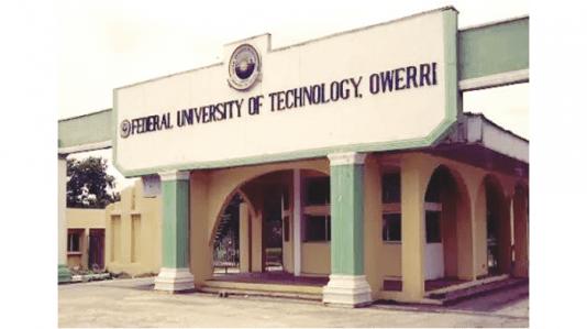 FUTO admission into undergraduate weekend programmes